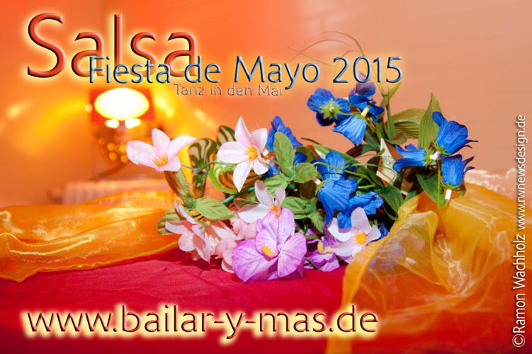 Fiesta de Mayo – Tanz in den Mai 2015