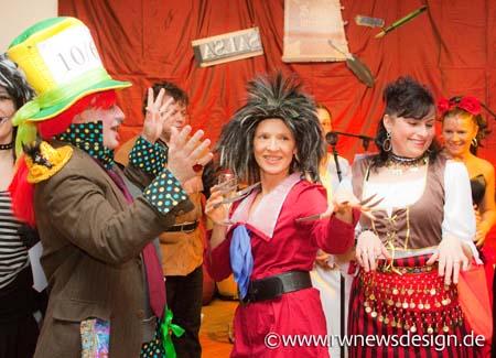 Fiesta de Carnaval 2012