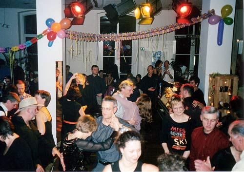 Salsa-Silvester-Party 2004