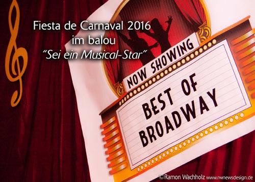 Fiesta de Carnaval 2016