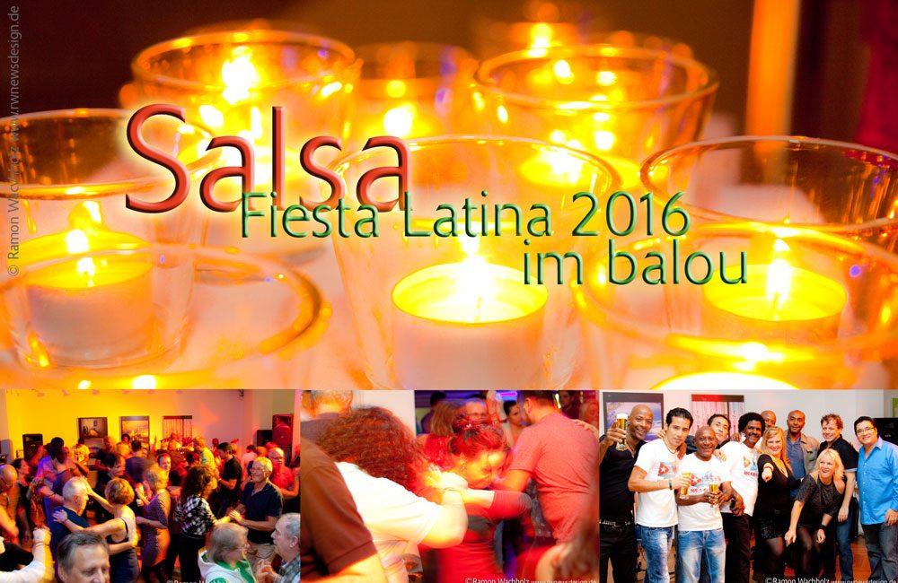 Fiesta Latina 2016