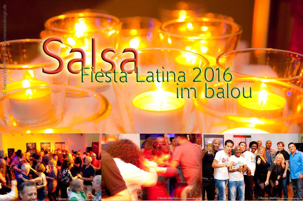 Fiesta Latina 2016 im balou