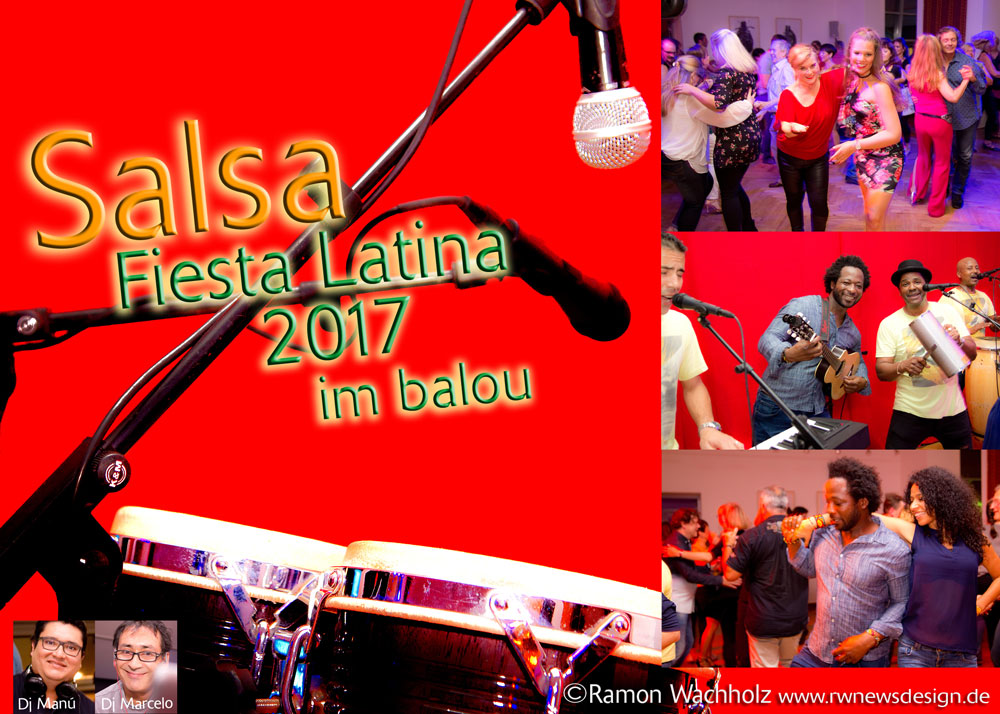 Fiesta Latina 2017