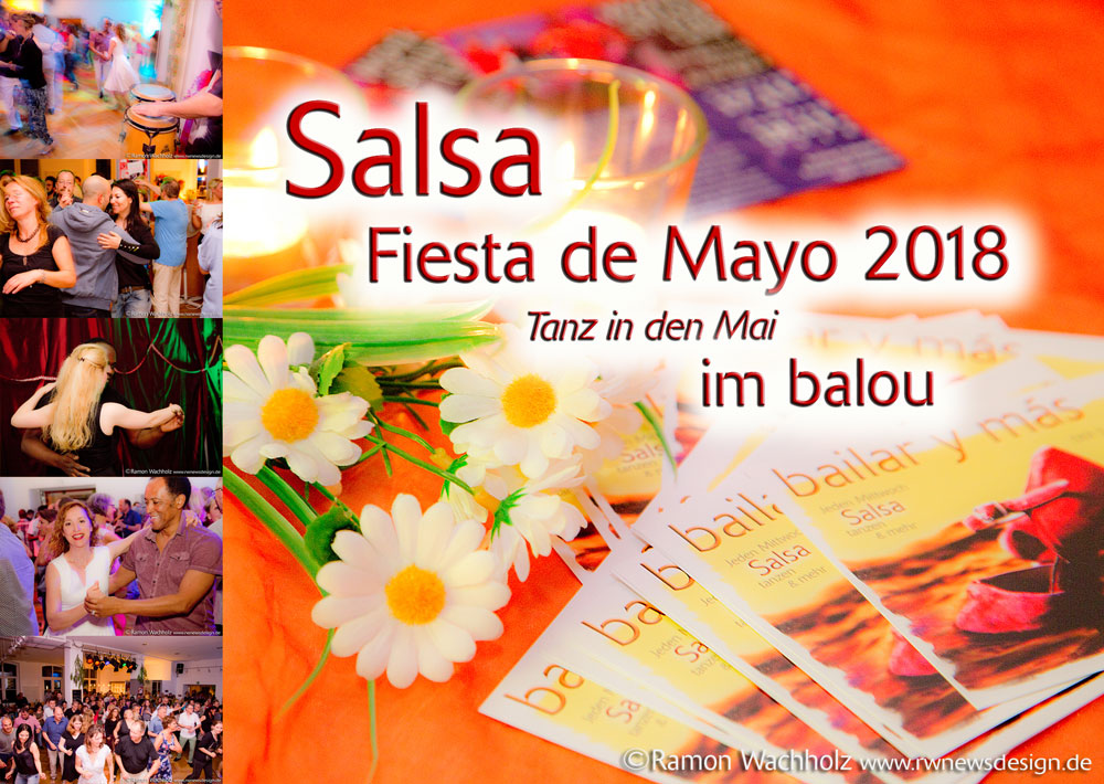 Fiesta de Mayo - Tanz in den Mai 2018