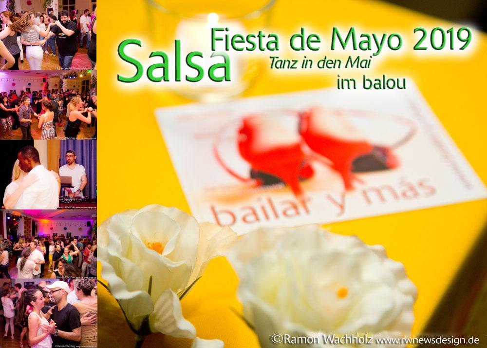 Fiesta de Mayo 2019 im balou Foto: Ramon Wachholz