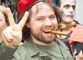 Fiesta de Carnaval 2012 Foto Ramon Wachholz MG 3075